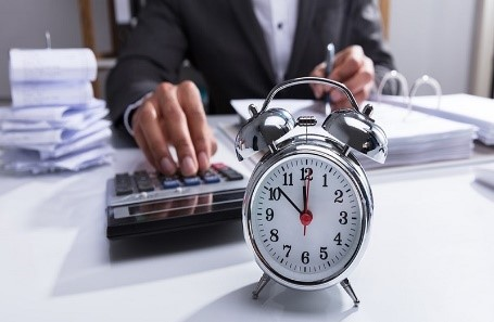 Time limitation of tax cases